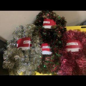 Christmas garland bundle
